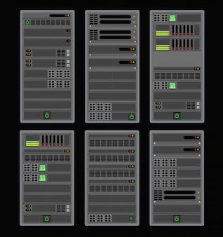 Computer voor een cryptoserver