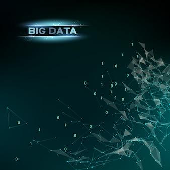 Computertechnologie en big data.