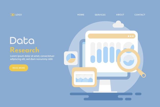 Concept van data-onderzoek