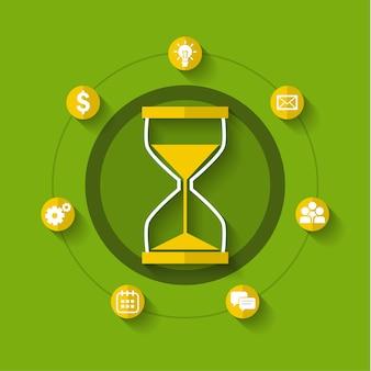 Concept van effectief tijdbeheer