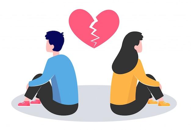 Conflict in paar