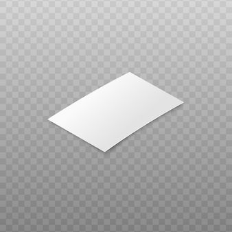 Contant betalingsfactuur document of winkelcheque ontvangst of sjabloon.