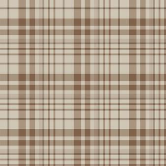 Controleer geruite naadloze patroon. achtergrond van textiel ornament.
