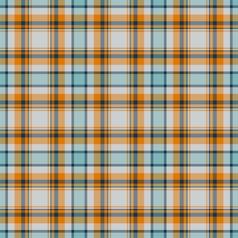 Controleer geruite naadloze patroon. vectorachtergrond van textielornament.