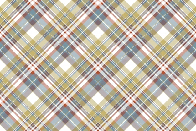Controleer het diagonale naadloze patroon van de stoffentextuur