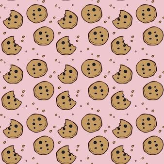 Cookies kruimelpatroon