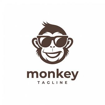 Cool monkey-logo