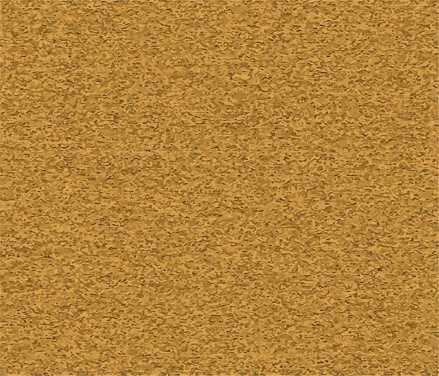 Cork board textuur naadloze patroon achtergrond.