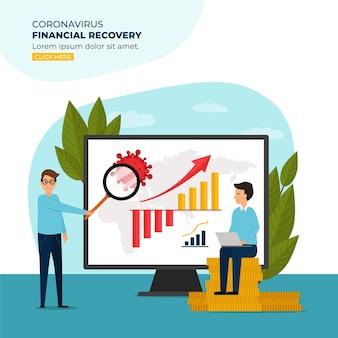 Coronavirus crisis financieel herstel