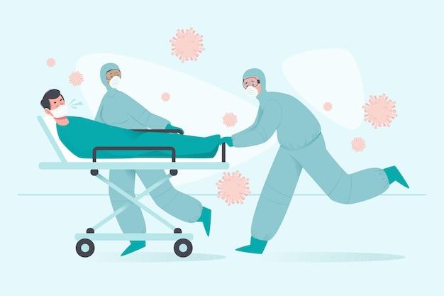 Coronavirus kritieke patiënt