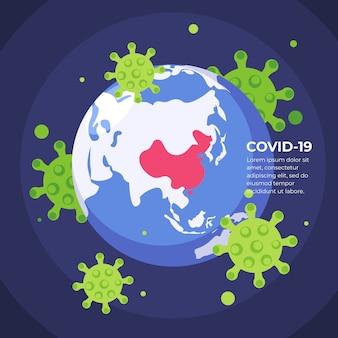 Coronavirus wereld