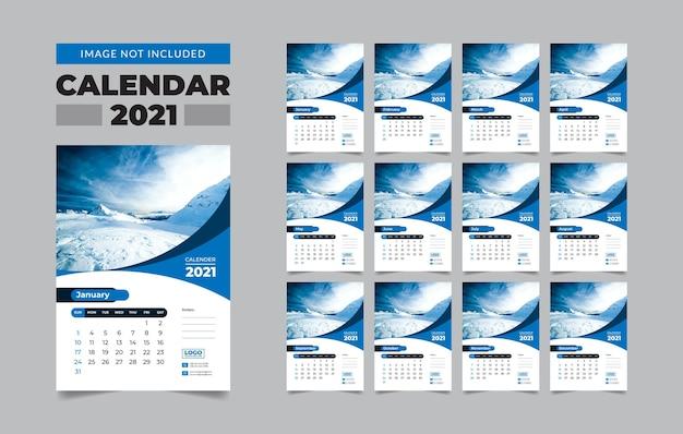 Corporate wandkalender