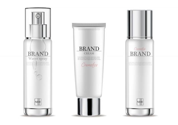 Cosmetica crème hydratatie van de moisturizer