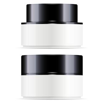 Cosmetische crème glansverpakking