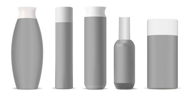 Cosmetische flessen