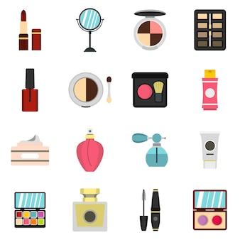 Cosmetische pictogrammen instellen