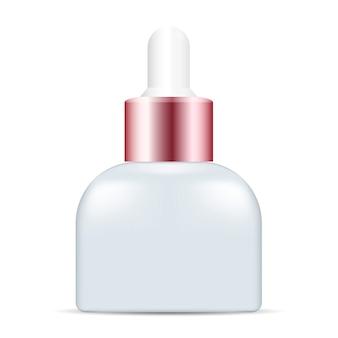 Cosmetische serum-essentiedruppelfles