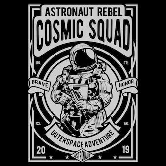 Cosmic squad