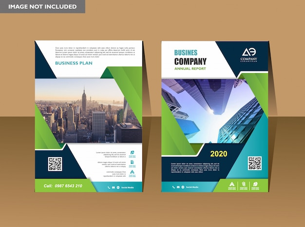 Cover boek brochure lay-out flyer poster achtergrond jaarverslag