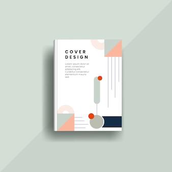 Cover ontwerpsjabloon
