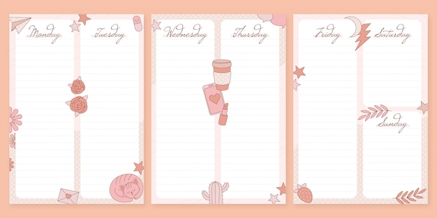 Creatief bullet journal planner pack