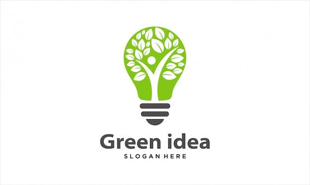 Creatief idee logo ontwerp