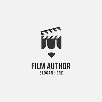 Creatief logoontwerp voor film
