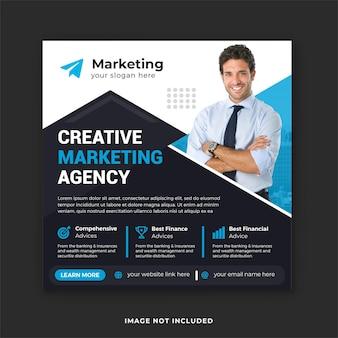 Creatief marketingbureau digitale marketing instagram post en social media post