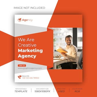 Creatief marketingbureau post design