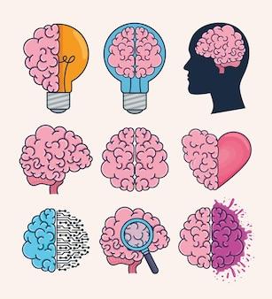Creatief proces brainstormen