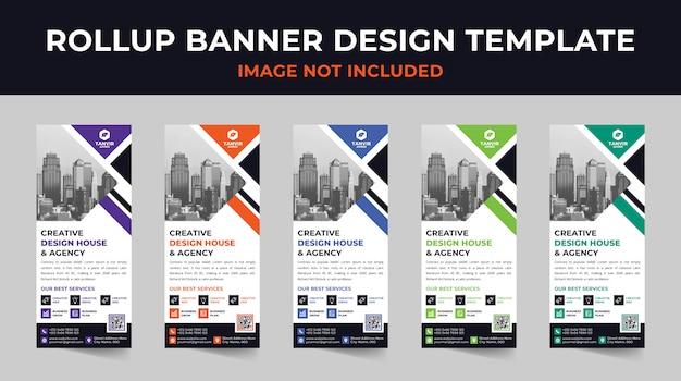 Creatief samenvattend bannermalplaatje