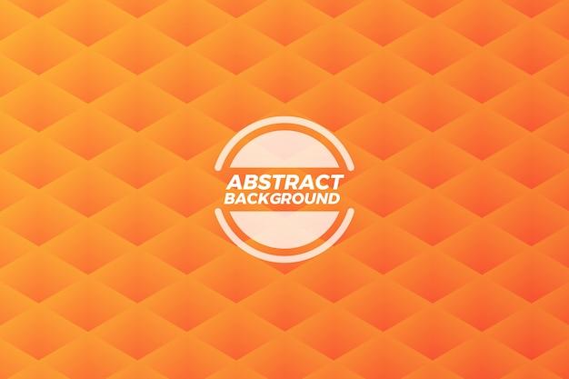 Creatieve abstracte vormen achtergrond