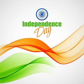 Creatieve indiase onafhankelijkheidsdag concept. vectorillustratie eps 10