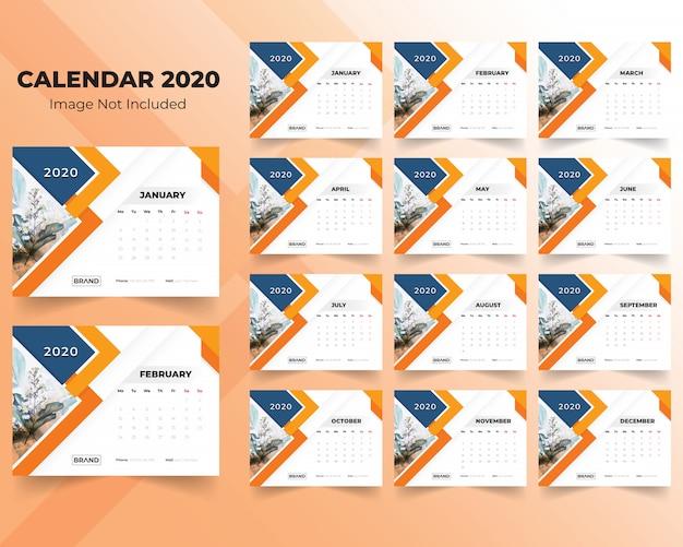Creatieve kalender 2020