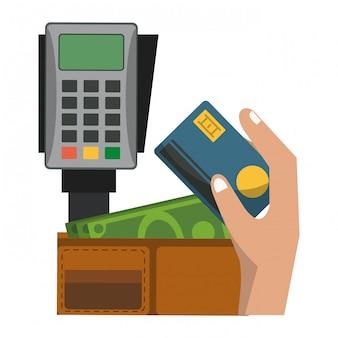 Creditcard elektronische betaling
