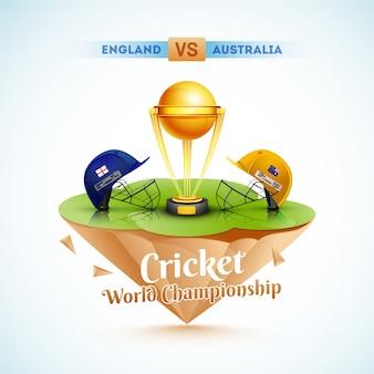 Cricket wereldkampioenschap.