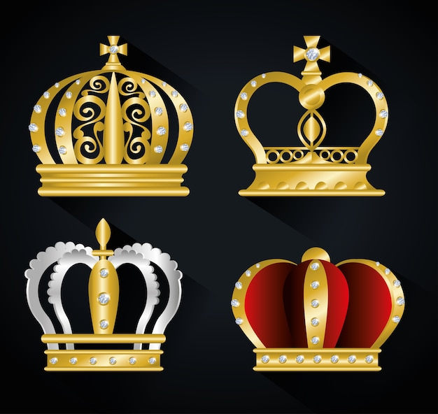 Crown digitaal ontwerp.
