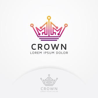 Crown technologie logo