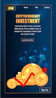 Cryptocurrency trading digital success profit