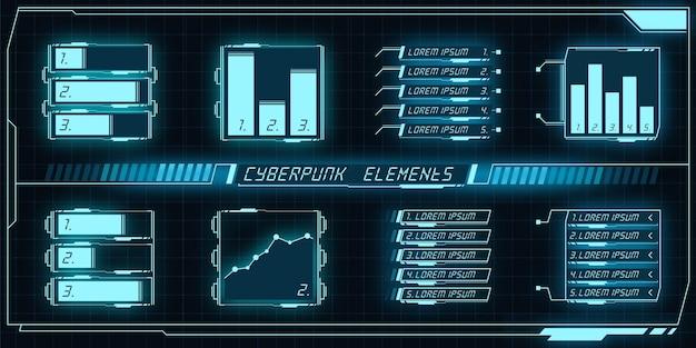 Cuberpunkelementenneonset82