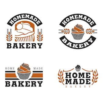 Cupcake en bakkerij logo