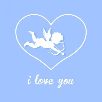 Cupido-boogschieten