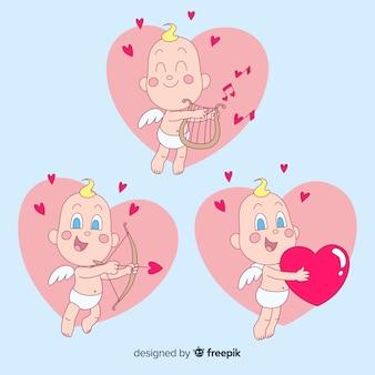Cupido karakter collectie