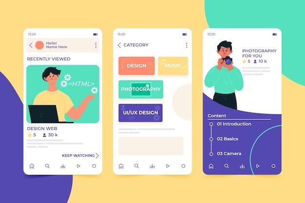 Cursus app-interface
