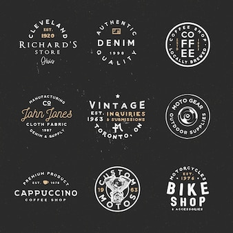 Custom motos, bike shop, coffee shop en andere thema's.