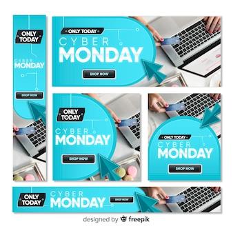 Cyber maandag webbanner
