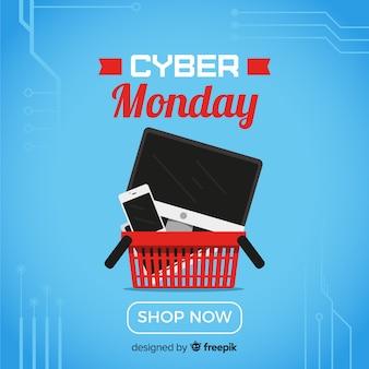Cyber maandag winkelen