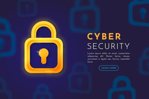 Cyberveiligheidsstijl