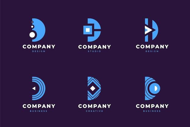 D logo collectie