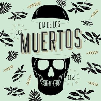 Dag van de doden (dia de los muertos)